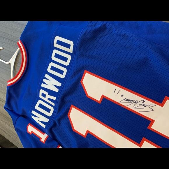 Scott Norwood jersey